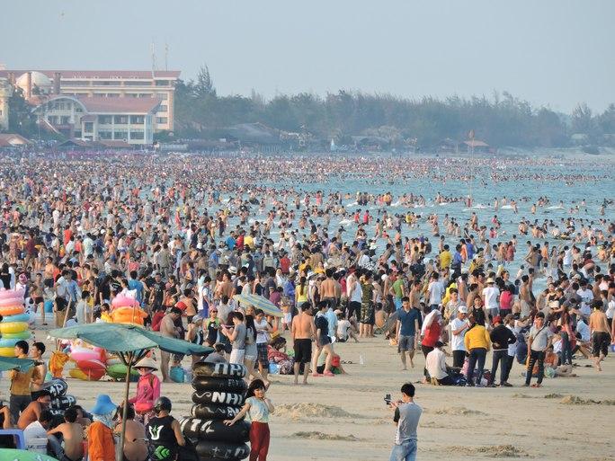Dự kiến lượng khách tới Vũng Tàu sẽ đông trong dịp lễ 30-4