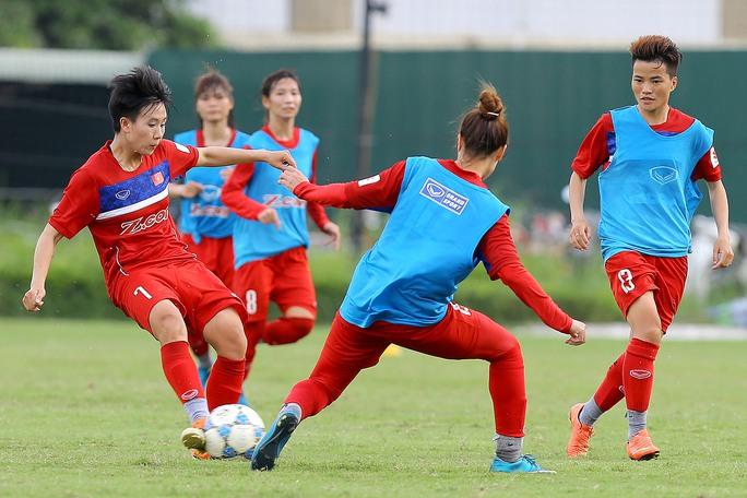 Tuyển nữ không đá chung kết SEA Games - Ảnh 2.
