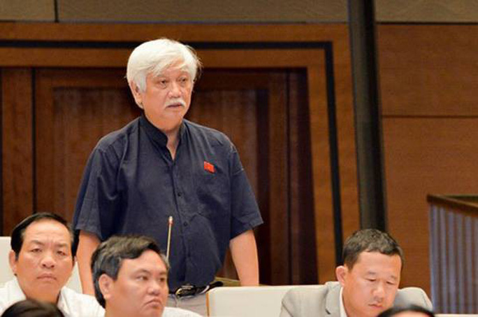 ĐB Dương Trung Quốc: Dùng chữ đầu thú ở vụ Đồng Tâm là không ổn - Ảnh 1.