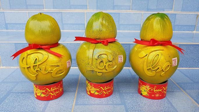 Trái cây độc, lạ sẵn sàng đón Tết - Ảnh 6.