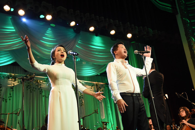 Đêm nhạc để đời của Đăng Dương - Ảnh 4.
