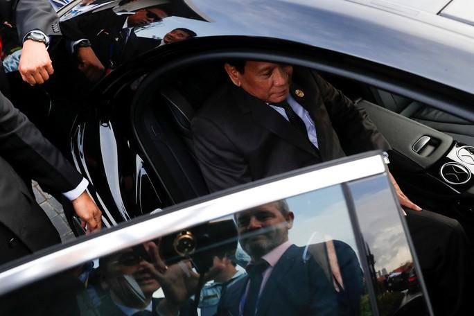 Tổng thống Philippines Duterte đăng đàn APEC 2017 - Ảnh 4.