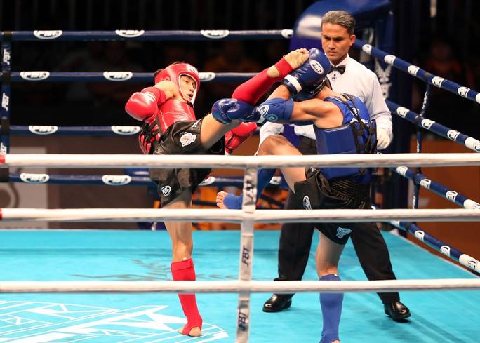 Duy Nhất sang Singapore đấu võ sĩ Trung Quốc - Ảnh 1.