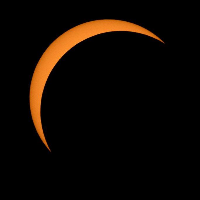 Chiêm ngưỡng nhật thực toàn phần tại Mỹ - Ảnh 7.