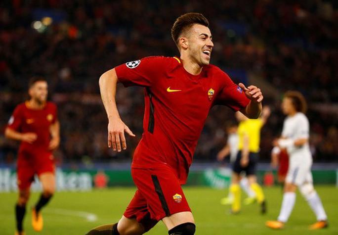 Sói non El Shaarawy tỏa sáng, Chelsea thua tan tác ở Roma - Ảnh 3.