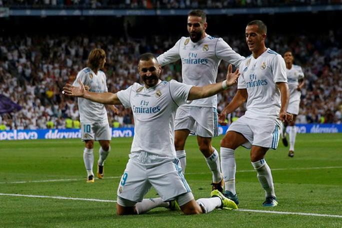 Real Madrid đè bẹp Barcelona, giành siêu cúp - Ảnh 4.