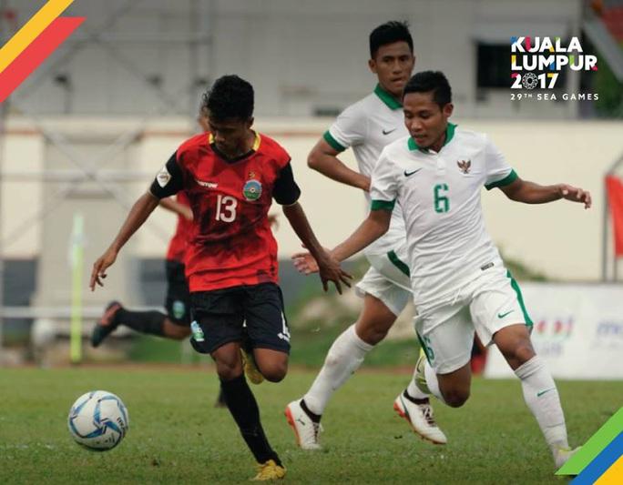 Indonesia mất thủ lĩnh, danh thủ Barca không ngán U22 Việt Nam - Ảnh 1.
