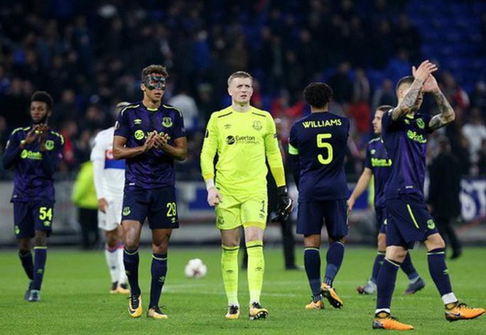 Arsenal mất điểm sân nhà, Everton bị loại khỏi Europa League - Ảnh 6.