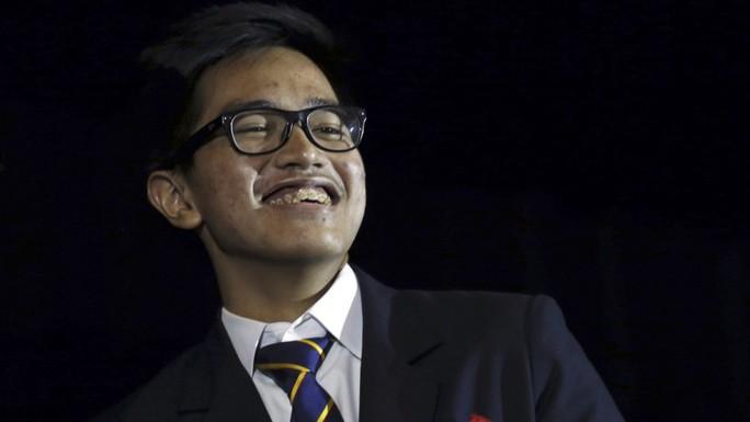 Indonesia: Con trai tổng thống cũng không thoát tội báng bổ - Ảnh 1.