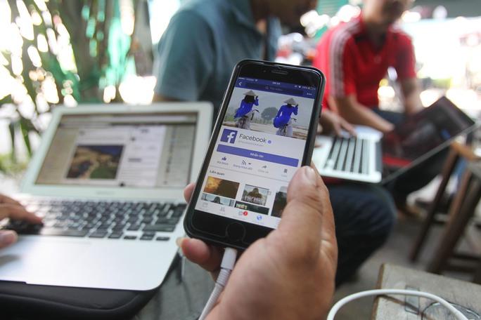 Facebook tại Việt Nam đang khó truy cập - Ảnh 1.