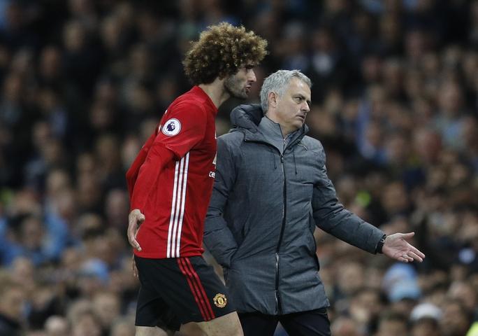 HLV Mourinho không hài lòng với phản ứng khó hiểu của học trò