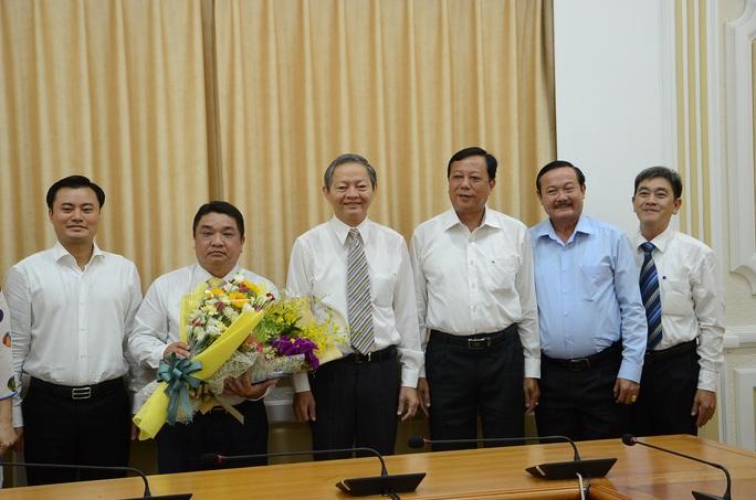 Sở GTVT TP HCM có phó giám đốc mới - Ảnh 2.