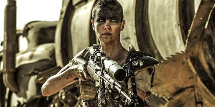 Charlize Theron - đả nữ lừng lẫy Hollywood - Ảnh 2.
