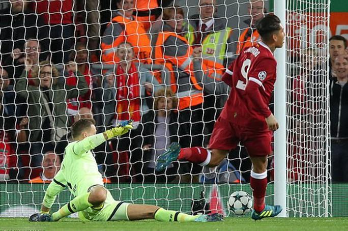 Mưa bàn thắng ở Anfield, Liverpool trở lại Champions League - Ảnh 6.