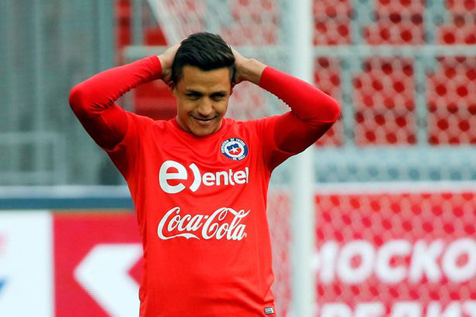 Bayern lôi kéo Sanchez bằng mức lương 350.000 bảng/tuần - Ảnh 3.