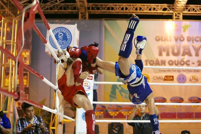 Cơ hội đến SEA Games cho các tuyển thủ trẻ muay Thái - Ảnh 2.