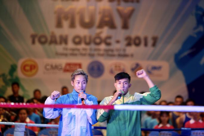 Cơ hội đến SEA Games cho các tuyển thủ trẻ muay Thái - Ảnh 1.