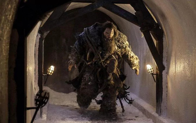 Anh vào vai người khổng lồ Mag The Mighty trong phim Game of Thrones