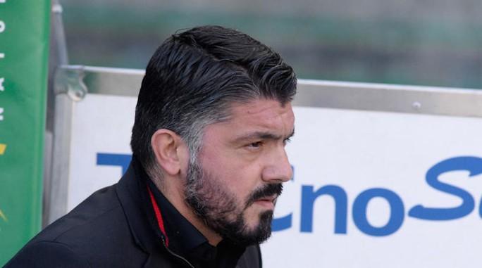 Bất mãn học trò, Gattuso dọa từ chức HLV Milan - Ảnh 1.
