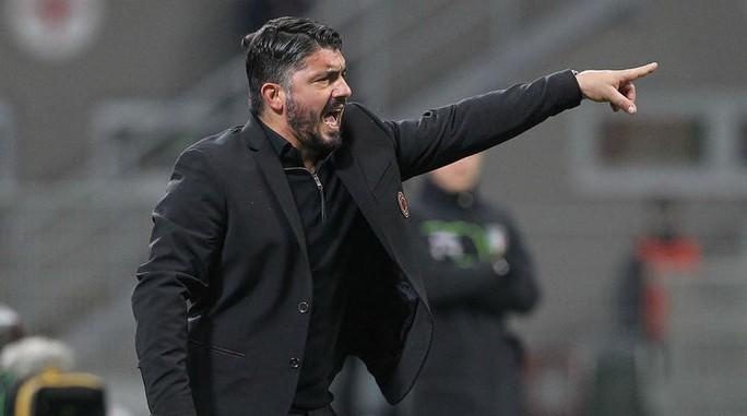 Chiến thắng derby, AC Milan níu kéo Gattuso - Ảnh 1.