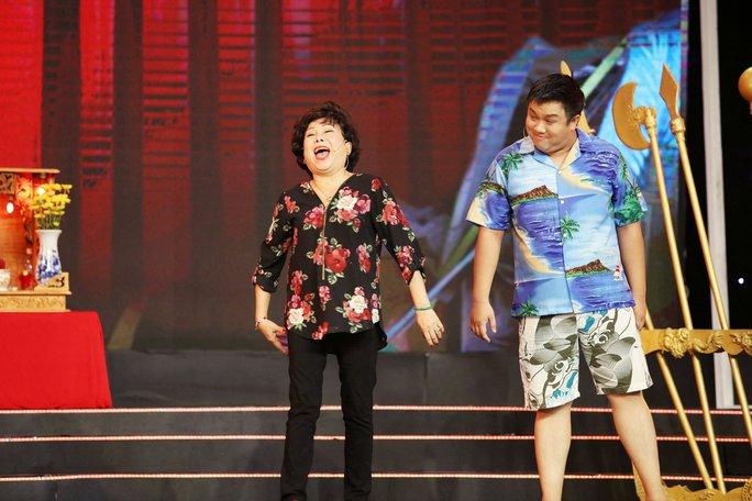 Nghệ sĩ Châu Thanh đứng tim khi nghe con gái hát cải lương - Ảnh 4.