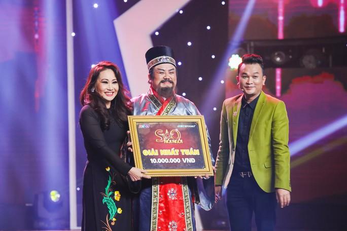 Lê Nguyễn Trường Giang hóa cáo khiến khán giả thót tim - Ảnh 4.