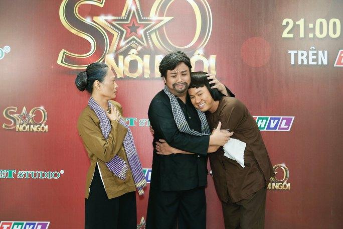 NSƯT Thanh Nam lần đầu tiên tham gia gameshow truyền hình - Ảnh 5.