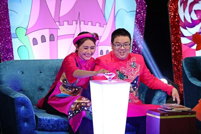 Gia Bảo, Thanh Hiền đem con gái chiêu mộ thí sinh nhí - Ảnh 5.