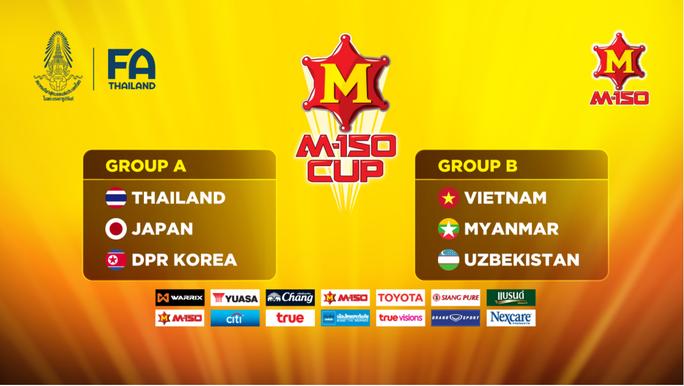 Bỏ bảng đấu có U23 Việt Nam, Thái Lan chọn gặp Nhật, Triều Tiên - Ảnh 1.