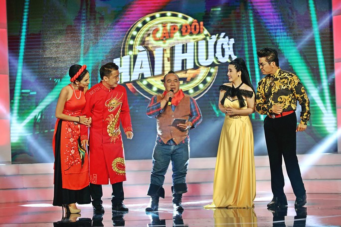 4 giám khảo của chương trình