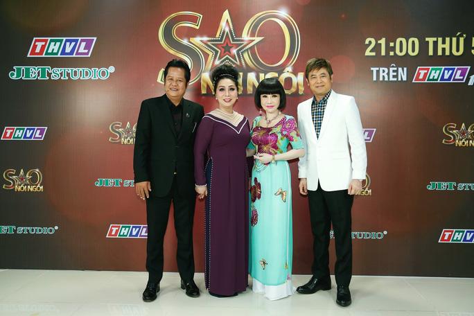NSƯT Thanh Nam lần đầu tiên tham gia gameshow truyền hình - Ảnh 6.