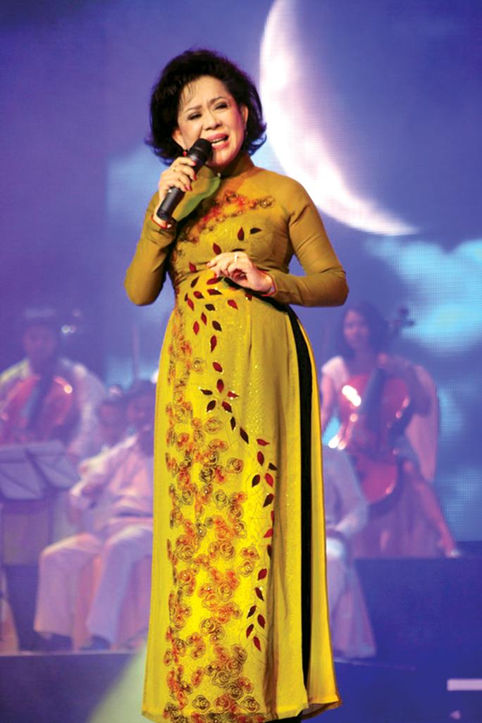 Thí sinh phải cover lại những ca khúc gắn liền với tên tuổi của nữ danh ca Giao Linh theo phong cách mới lạ, riêng biệt
