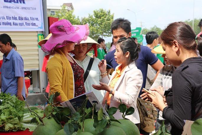 Đồng Nai có chợ đầu mối nông sản lớn nhất Đông Nam Bộ - Ảnh 1.