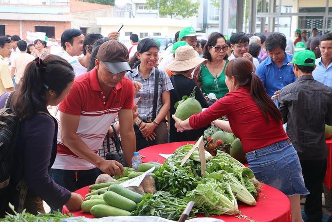 Đồng Nai có chợ đầu mối nông sản lớn nhất Đông Nam Bộ - Ảnh 2.