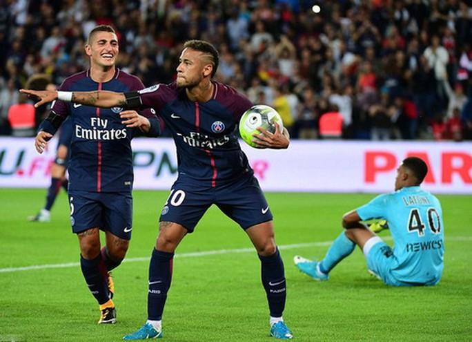 Neymar lại nhảy múa, PSG đè bẹp Toulouse tại Paris - Ảnh 3.
