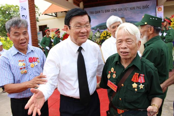 Hàng ngàn cựu tù binh xúc động khi trở lại Phú Quốc - Ảnh 9.