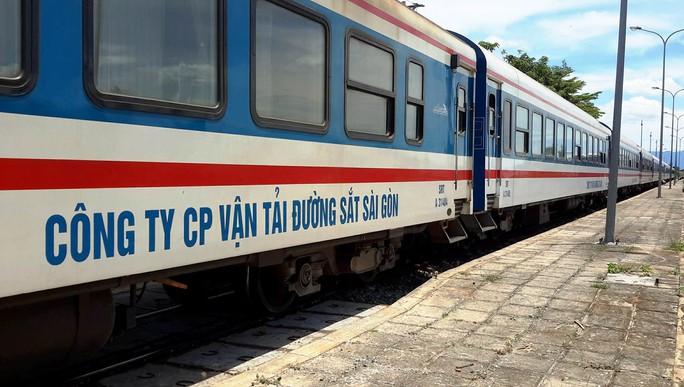 """Đường sắt có thêm tàu """"5 sao"""" tuyến Sài Gòn – Nha Trang - Ảnh 1."""
