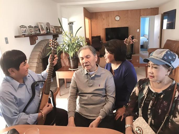 Nghệ sĩ Lệ Thủy xúc động khi gặp lại nghệ sĩ Thành Được  - Ảnh 2.