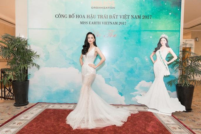 Hà Thu được chọn tranh vương miện Hoa hậu Trái Đất  - Ảnh 2.