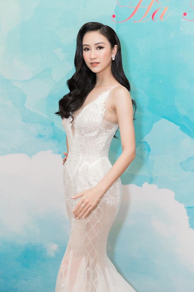 Hà Thu được chọn tranh vương miện Hoa hậu Trái Đất  - Ảnh 1.