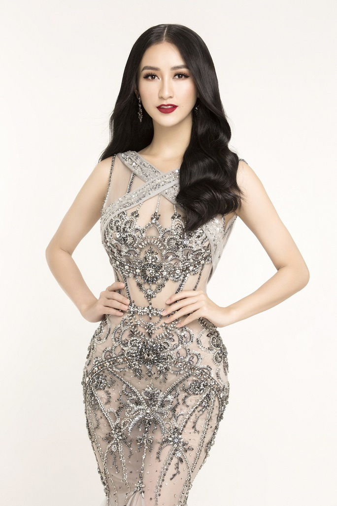 Nhan sắc đại diện Việt Nam tại Hoa hậu Trái Đất 2017 - Ảnh 3.