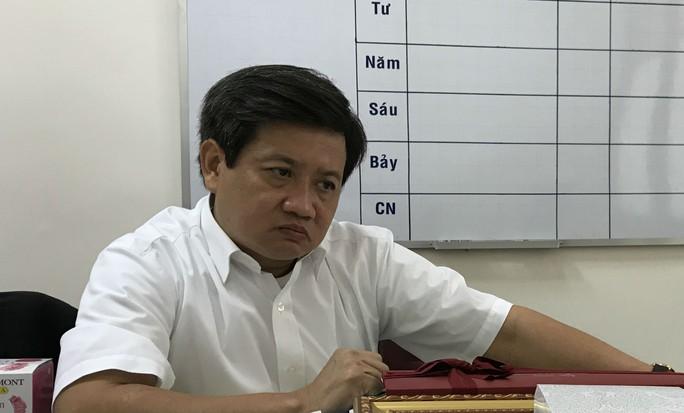 Ông Đoàn Ngọc Hải nộp đơn từ chức ngay sau khi được điều chuyển công tác - Ảnh 1.