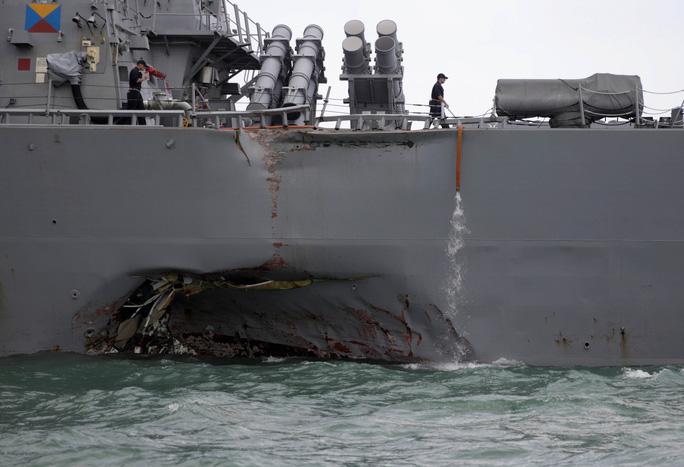 Hạm đội 7 của Mỹ bị tấn công mạng? - Ảnh 1.