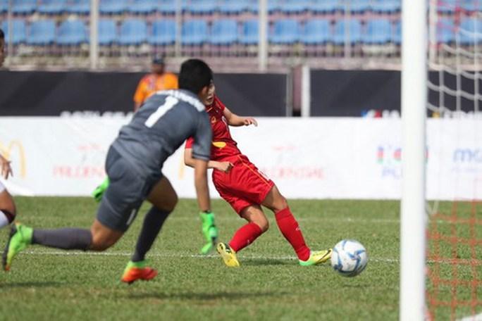 Tuyển nữ Việt Nam - Thái Lan 1-1: Chờ lượt trận cuối - Ảnh 4.