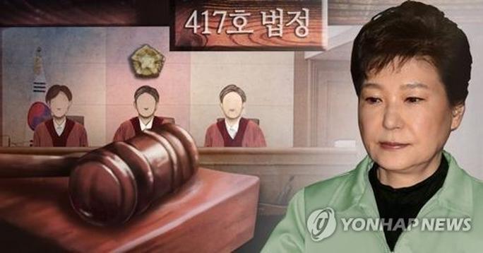 Phiên tòa định mệnh chờ bà Park - Ảnh 1.