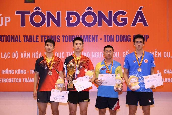 Bóng bàn nữ Thái Lan thắng lớn ở Giải Cây vợt vàng 2017 - Ảnh 3.