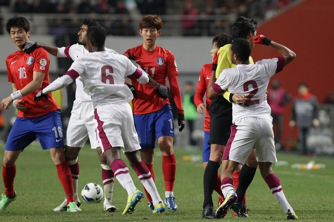 Doha sôi sục với trận Qatar - Hàn Quốc - Ảnh 1.