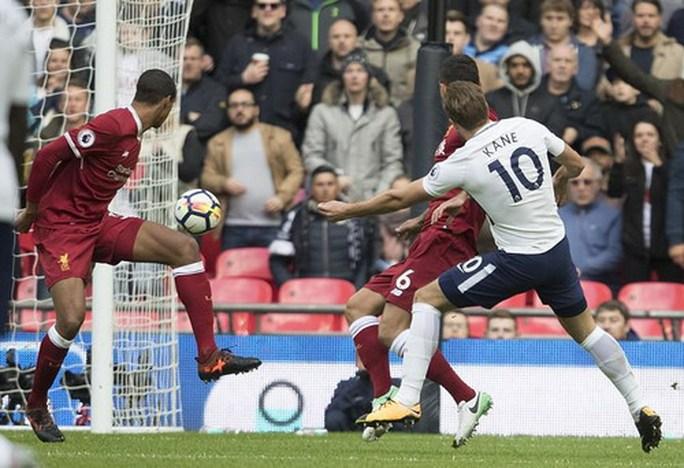 Harry Kane lập cú đúp, Tottenham đại phá Liverpool - Ảnh 2.