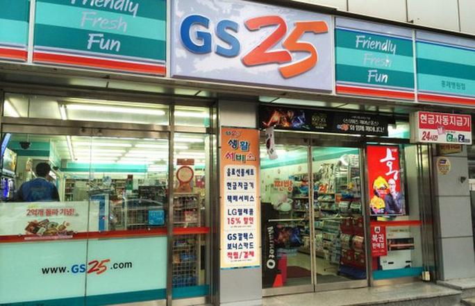 Chuỗi cửa hàng tiện lợi lớn nhất Hàn Quốc GS25 sẽ tấn công thị trường Việt Nam - Ảnh 1.