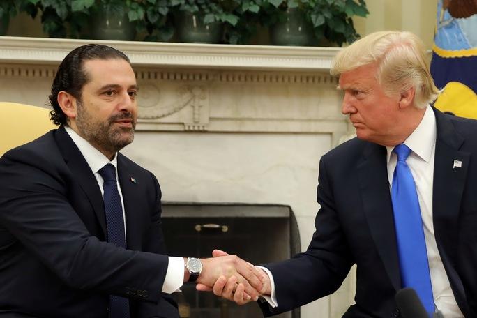 Trung Đông thích Tổng thống Donald Trump - Ảnh 1.
